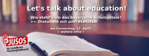 Banner Bildungsveranstaltung