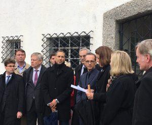 Bild: Heiko Maas in Dachau